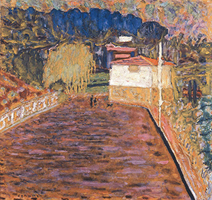 BONNARD ROUTE ROSE
